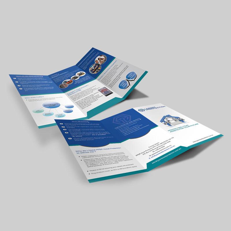 Print Design Brochure